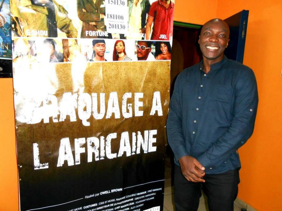 sources : compte Facebook officiel Braquage à l'Africaine