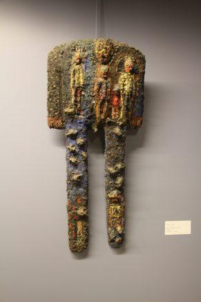 """Exposition """"Les Mutants"""" de Soly Cissé au Musée Dapper jusqu'au 14 juin 2017"""