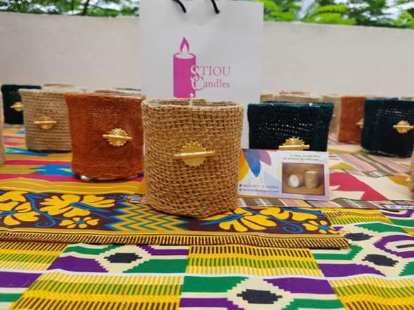 Stiou Canddles sera présent au Marché Artisanal et Bio - Made in Africa