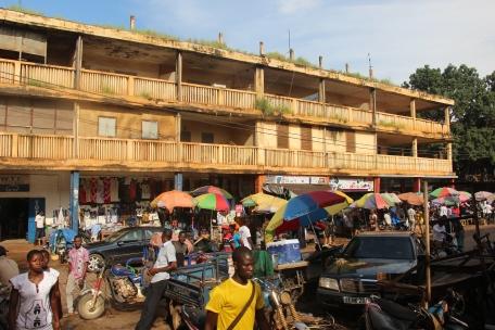 Le Grand Marché de Rood Wooko - Ouagadougou - Burkina Faso