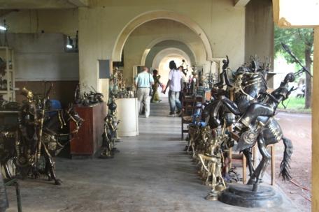 Le Village Artisanal de Ouagadougou - Burkina Faso