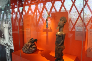 Exposition Du Jourdain au Congo - Quai Branly 2017