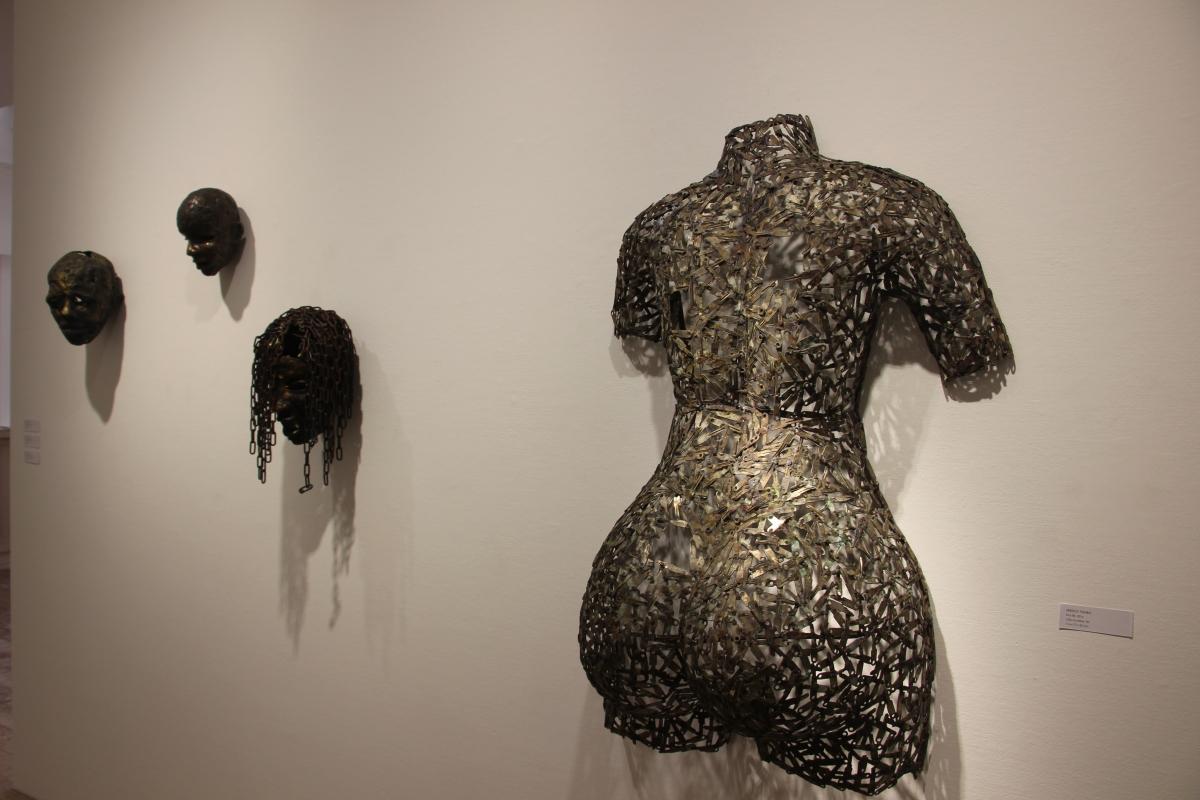 Salon Zürcher Africa présente une série d'artistes africains en marge de l'exposition sur Ernest Dükü