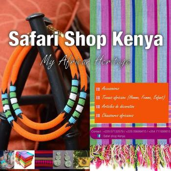 Seen Expo Ventre Afro Chic #1 - Safari Shop Kenya
