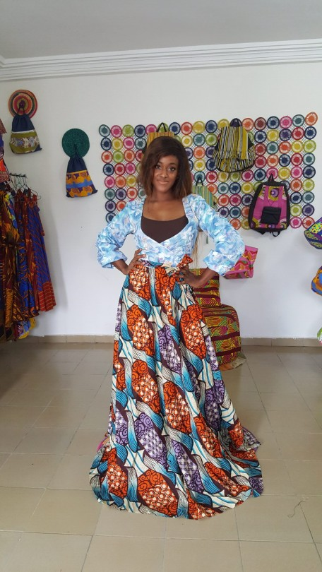 Seen Expo Ventre Afro Chic #1 - KARIAT
